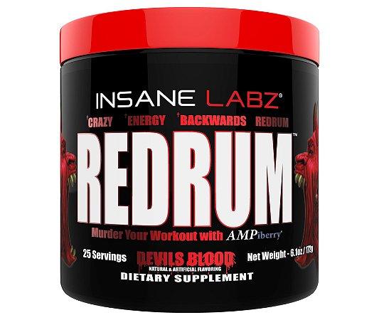 Redrum 25 servings INSANE Labz FRETE GRATIS