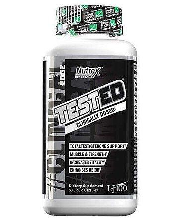 Tested 60 liquid capsules NUTREX FRETE GRATIS