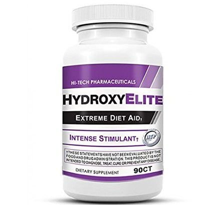 Hydroxyelite 90 capsules HITECH