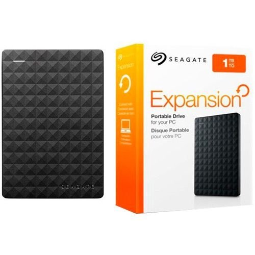 "Hard Disk Externo 2.5"" 1TB Seagate"