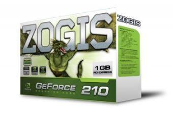 Placa de vídeo 210 1GB DDR3