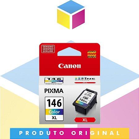 Cartucho de Tinta Canon 146 XL Colorido | Original 13 ml