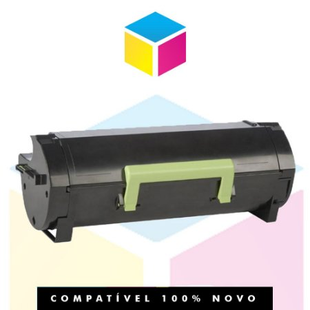 Toner Lexmark 604 H 60 FB H 00 | MX 511 MX 410 MX 310 MX 611 | Compatível 10K