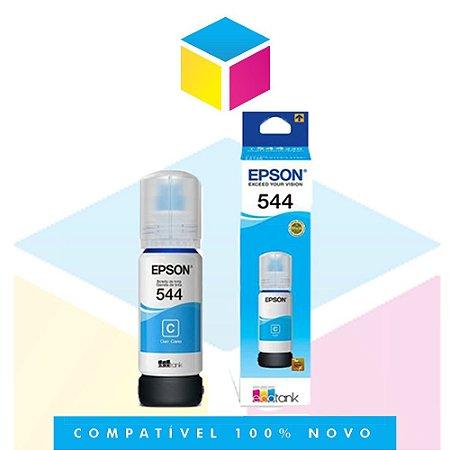 Tinta Epson 544 T 544 T 544220 Ciano |L 1110 | |L 3150| L 3110 | L 5190| Original 65ml