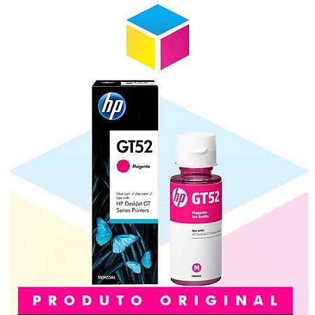 Tinta HP original GT 52 GT 52 C M0H 54 AL Magenta | GT 5822 GT 5822 GT-5822 | 70ml