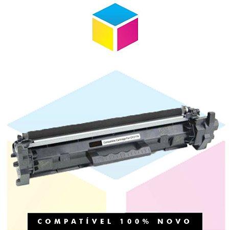 Toner Compativel HP CF 217 A 17 A | COM CHIP | M 130 M 102 M 130 FW M 130A M 130 FN M 130 NW M 102 A M 102 W | 1.6k