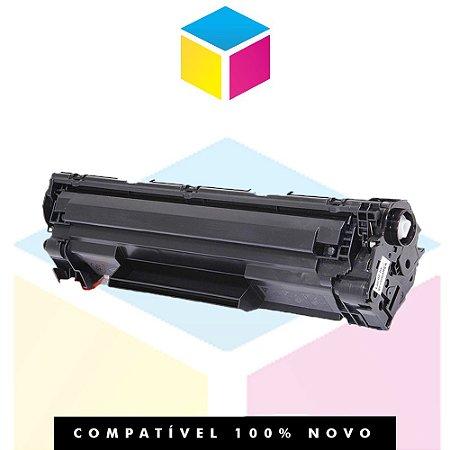 Toner Compatível HP CF 283 A 83 A Preto | M 127 FN, M 127 FW, M 127, M 125, M 201, M 225, M 226, M 202 | 1.5K