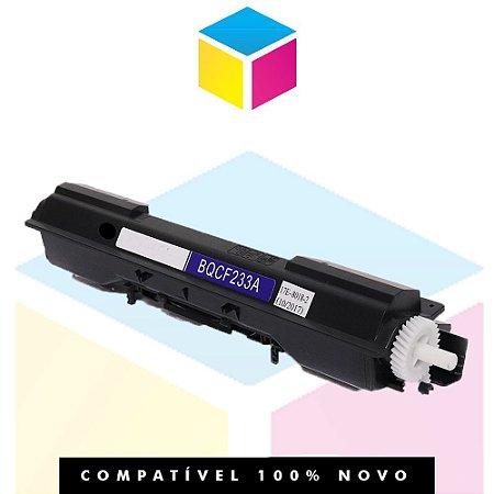 Toner Compatível HP CF 233 A 33 A | M 106 M 134 M 106 W M 134 A M 134 FN 106 W 134 A 134 FN | 2.3k