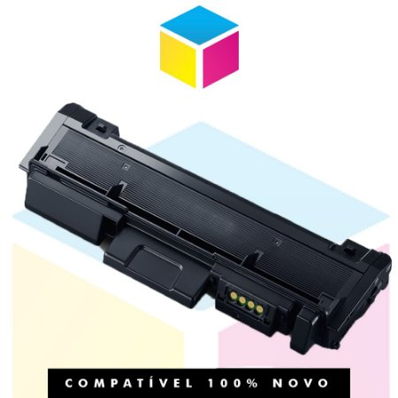 Toner Compatível Samsung MLT D 116 L D 116 116 L | SL M 2885 FW SL M 2835 DW SL M 2825 ND M 2875 FD | 3k
