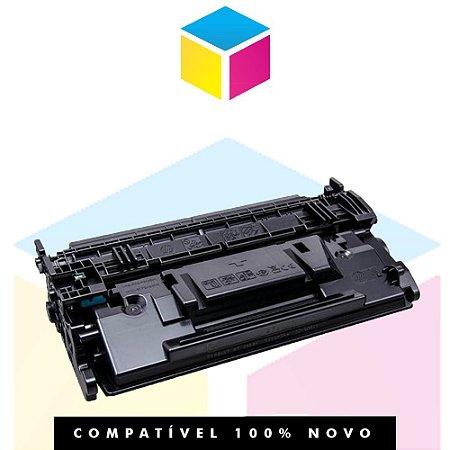 Toner Compatível HP CF 287 A CF 287 AB | M 501 M 506 N M 506 DN M 506 X M 527 F M 527 DN M 527 Z | 9k