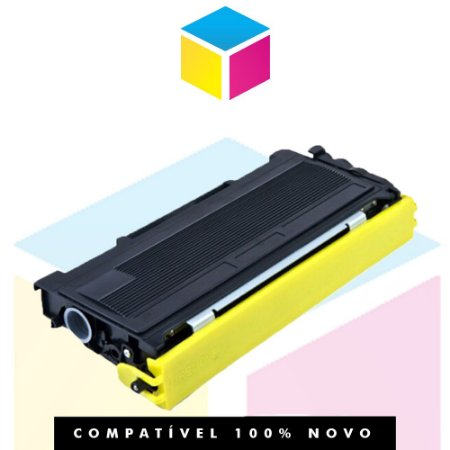 Toner Brother Compatível Preto TN 350 | DCP 7010 HL 2040 HL 2070 N MFC 7220 MFC 7225 N | 2,5K
