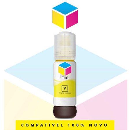 Tinta Compatível Epson 544 T 544 T 544420 Amarelo Yellow |L 1110 |L 3150| L 3110 | L 5190| 70ml