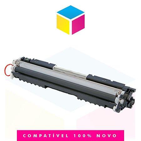Toner Compatível HP CE 313 A CE 313 AB 126 A Magenta |  CP 1025 M 175 M 175 A | 1k
