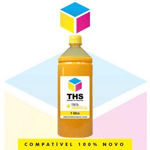 Tinta Corante compatível para HP Amarelo Yellow | 1 Litro