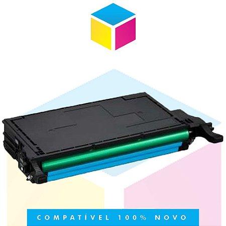 Toner Compatível Samsung CLT C 609 S C 609 S Ciano | CLP 770 CLP 775 CLP 775 ND CLP 770 ND | 7k