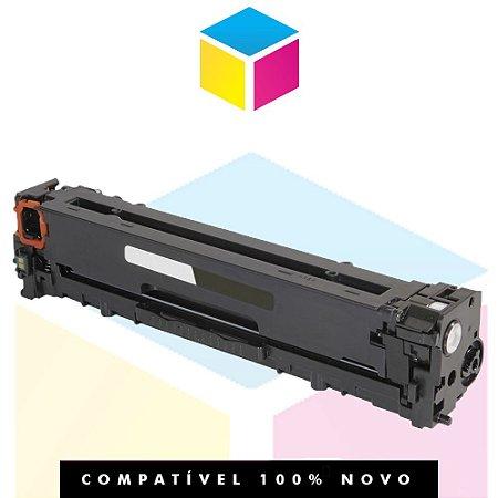 Toner Compatível HP CE 320 A 128 A Preto | CM 1415 CM 1415 FN CM 1415 FNW CP 1525 CP 1525 NW | 2.1K