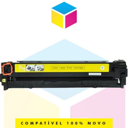 Toner Compatível HP CF 382 A 312 A Amarelo Yellow | M 476 M 476 NW M 476 DW | 2.8k