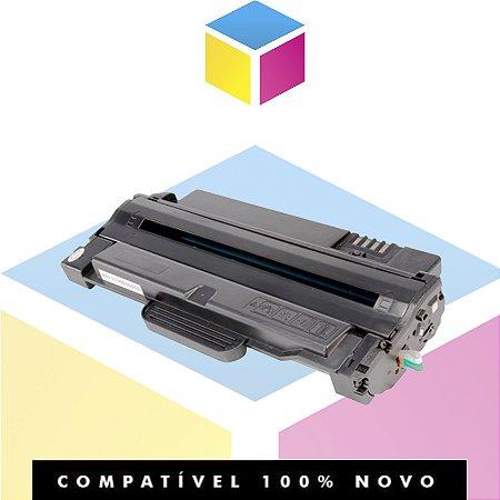 Toner Compatível Samsung MLT D 105 L Preto | D 105 L ML 1910 ML 1915 ML 2525 ML 2580 SCX 4600 SCX 4623 CF 650 CF 650 P | 2.5K