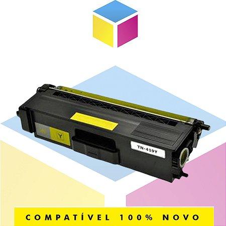 Toner Compatível para Brother TN 439 Y TN 439 Y TN 439 Amarelo Yellow | HL L 8360 CDW MFC L 8610 CDW MFC L 8900 CDW | 9K