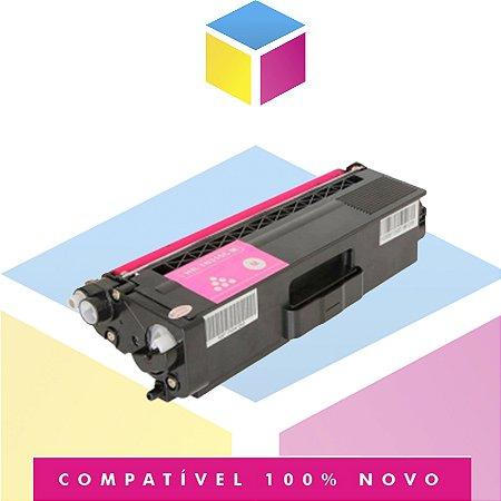 Toner Compatível para Brother TN 329 M TN 329 Magenta | HL L 8250 CDN HL L 8350 CDW HL L 8450 CDW | 6K