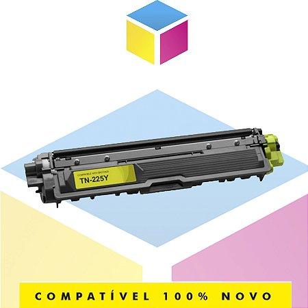 Toner Compatível para Brother TN 221 Y TN 221 TN 225 Y TN 225 Amarelo Yellow | HL 3140 HL 3170 DCP 9020 MFC 9130 | 1.4K