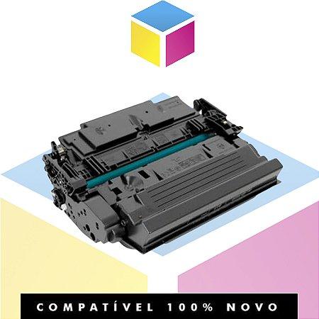 Toner Compatível HP CF 287 X | M 501, M 506, M 527, M 506 DN, M 506 X, M 527 DN, M 527 F, M 527 C | 18k