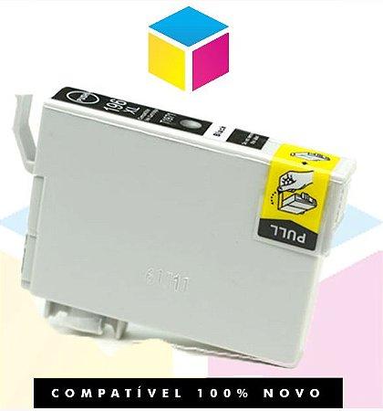 Cartucho De Tinta Epson TO 117 T 0117 T 117120 T 117 T 1171 Preto | T 23 T 24 TX 105 TX 115 73 | Compatível 12 ml