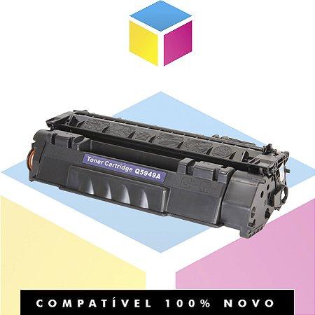 Toner Compatível HP Q 5949 Q5949 A 49 A | HP 1160 HP 1320 HP 3390 HP 3392 | Compatível 2.7 K