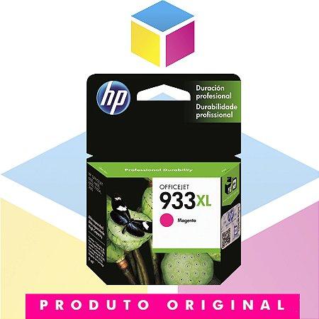 Cartucho De Tinta HP 933 XL Magenta | CN 055 AL CN 055 AN CN 055 A 932 CN 055 AB 933XL | Original 9ML