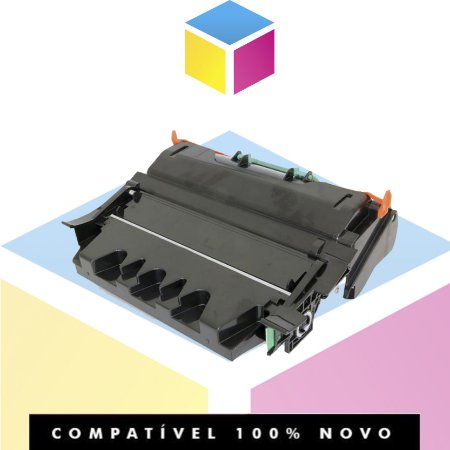 Toner Compatível com Lexmark T 654 X 654 | T 650 T 652 T 656 T 654 T 656 T 658 | 36k Evolut