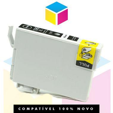 Cartucho de Tinta Epson T 296 T 296120 AL Preto Compatível | XP 441 XP 431 XP 241 | 13ml