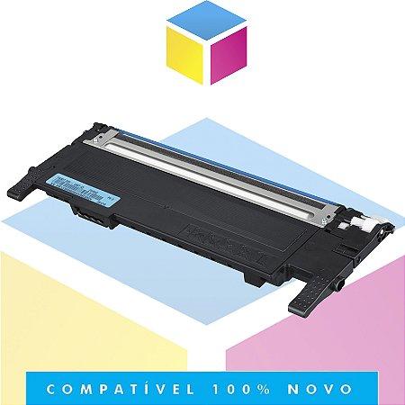 Toner Compatível com Samsung 407 CLT-C407S 407S Ciano | CLP325 CLX3185 CLX3185N CLP320 | 1k