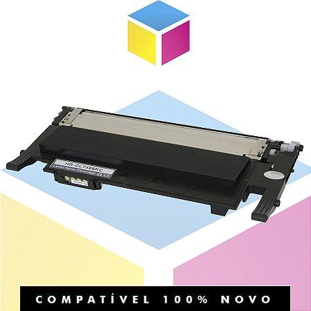 Toner Compatível com Samsung 406 CLT-K406S Preto | CLP365W CLP365 CLP360 CLX3305 | 1.5k