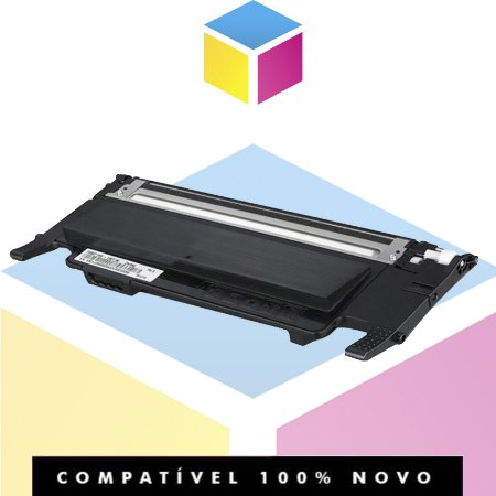 Toner Compatível com Samsung 404 CLT-K404S CLT-404S Preto C430 C480 C430W C480W C480FW | 1.5k