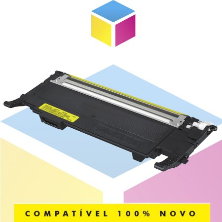 Toner Compatível com Samsung 404 CLT-Y404S CLT-404S Amarelo C430 C480 C430W C480W C480FW | 1k
