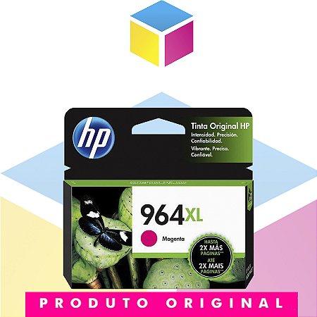 Cartucho de Tinta HP 964XL Magenta | 9010 9020 3JA55 | Original 23 ml