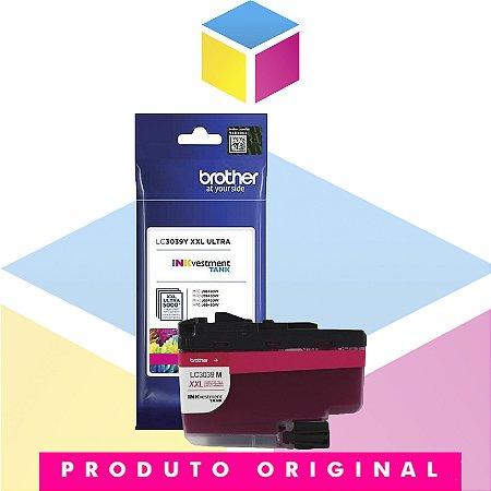 Cartucho de Tinta Brother LC3039M LC 3039 Magenta | J5845 J5945 J6545 J6945 | Original 5k