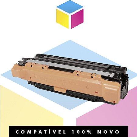 Toner Compatível com HP CE250A CE400A Preto | CP3525DN CP3525N CP3525X CM3530FS | 5k