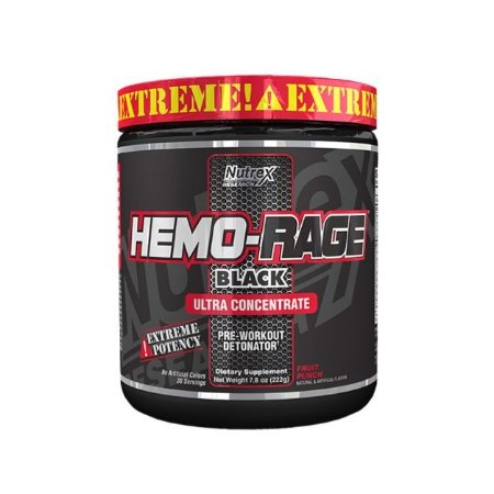 Hemo-Rage Black - Ultra Concentrate