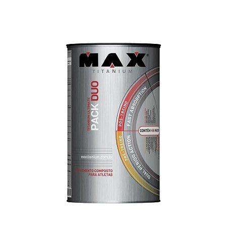 Ultimate Pack Duo (44 packs) - Max Titanium