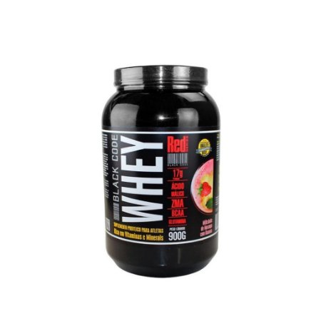 BLACK CODE WHEY (900G) - RED SERIES