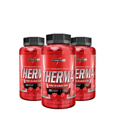 3 Therma Pro Hardcore  - Integralmédica
