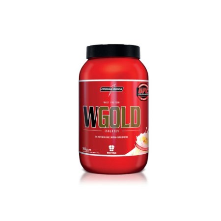 WGOLD - Whey Gold Isolate - Integralmédica