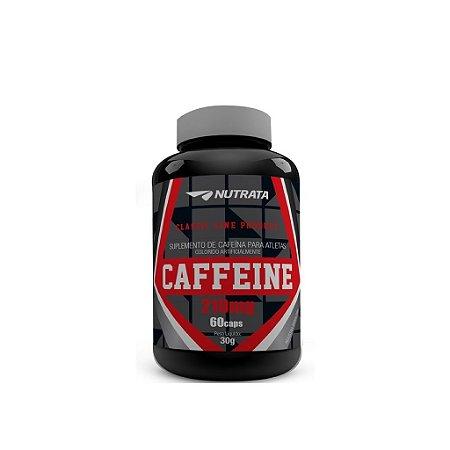 Caffeine (60 caps) - Nutrata