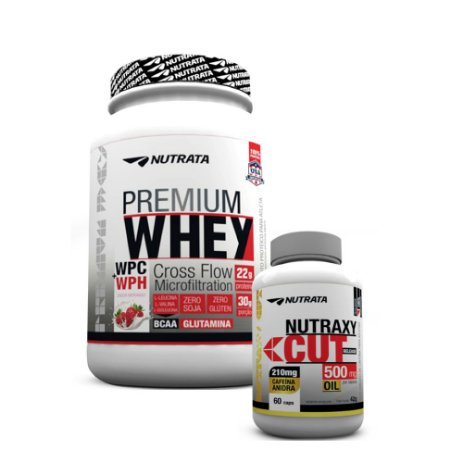 Whey Premium + Nutraxy Cut