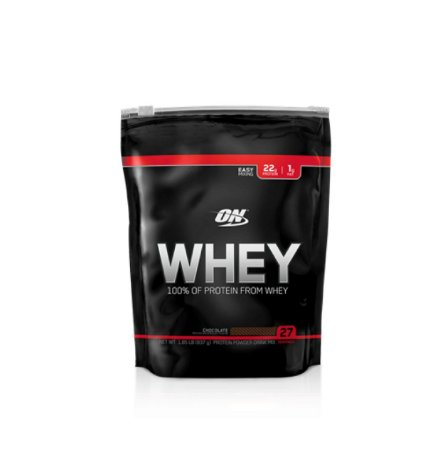 100% Whey ON (837G) - Optimum Nutrition