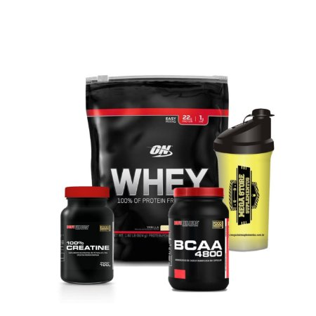Super Combo - Whey ON
