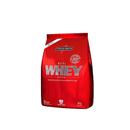 Nutri Whey  (900g refil) - Integralmedica