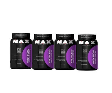 4x Whey Blend (900g) - Max Titanium