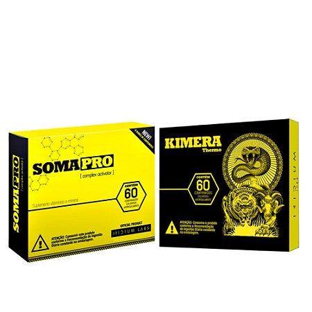 Kimera + Somapro (120Caps) Combo